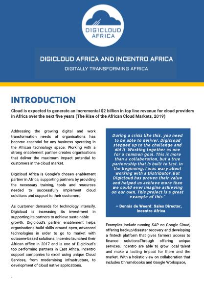 Articles: Digicloud Africa