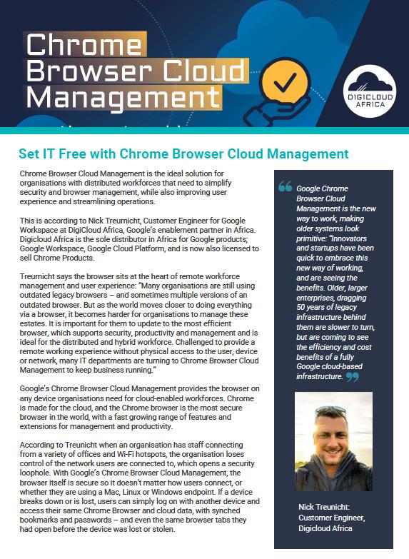 Articles - Chrome for enterprise